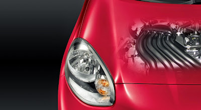 Nissan All New March - New Engine HR15DE