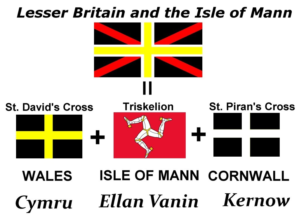 the voice of vexillology flags u0026 heraldry lesser britain and the