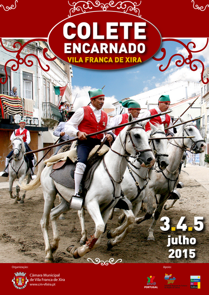 Vila Franca de Xira- Colete Encarnado 2015