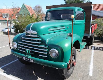 Ford Fk