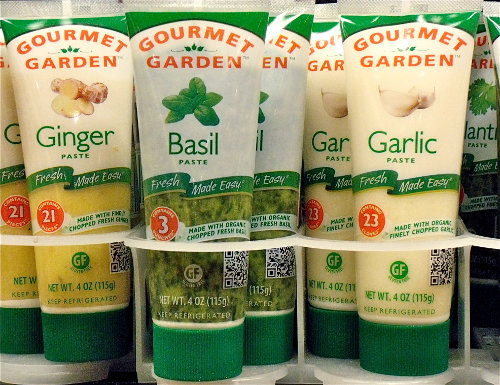 Product Profile: Gourmet Garden\'s fresh herb line is a vegan let ...