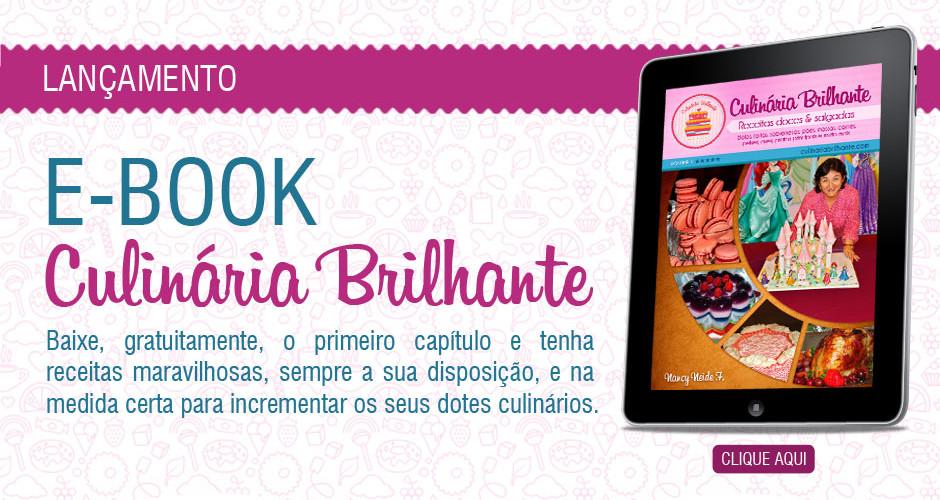 E-book Culinária Brilhante - Capítulo 1