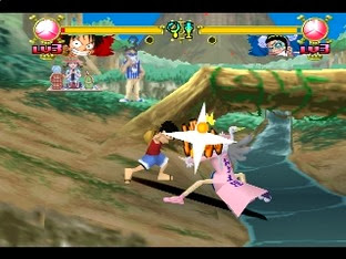 Download One Piece Grand battle 2