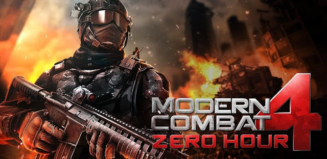 modern combat 4 download free games for android