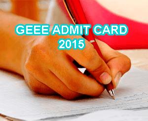 Galgotias Engineering Entrance 2015 Admit Card, GEEE Admit Card 2015 Download from 09 June 2015 (Tuesday), GEEE Exam Admit card 2015 at www.geee.in, GEEE Entrance Admit card 2015