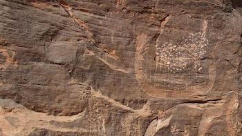 Imagen de la inscripción descubierta
