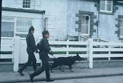 Ovejeros Sable en la Guerra de Malvinas xuavia dog