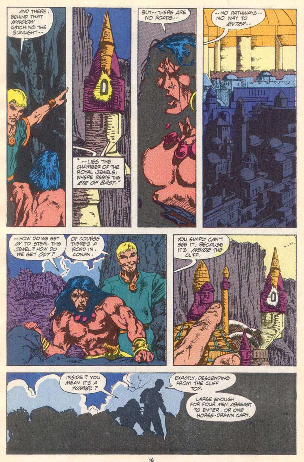 Conan the Barbarian (1970) Issue #226 #238 - English 13