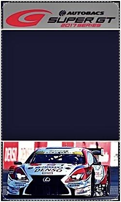 Super GT500 Stands