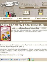 Portal Educativo: Educarn (Murcía, España)