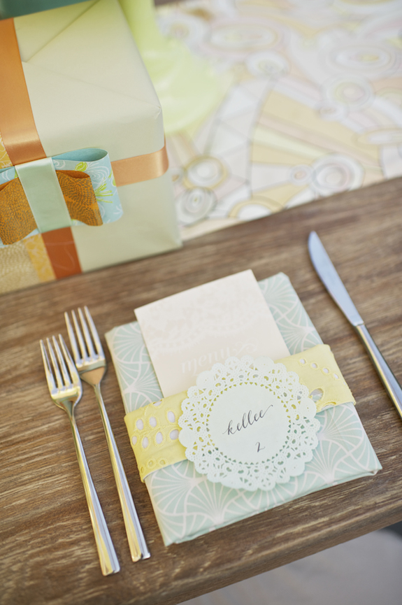 Yellow Green Baby Shower B A S Blog