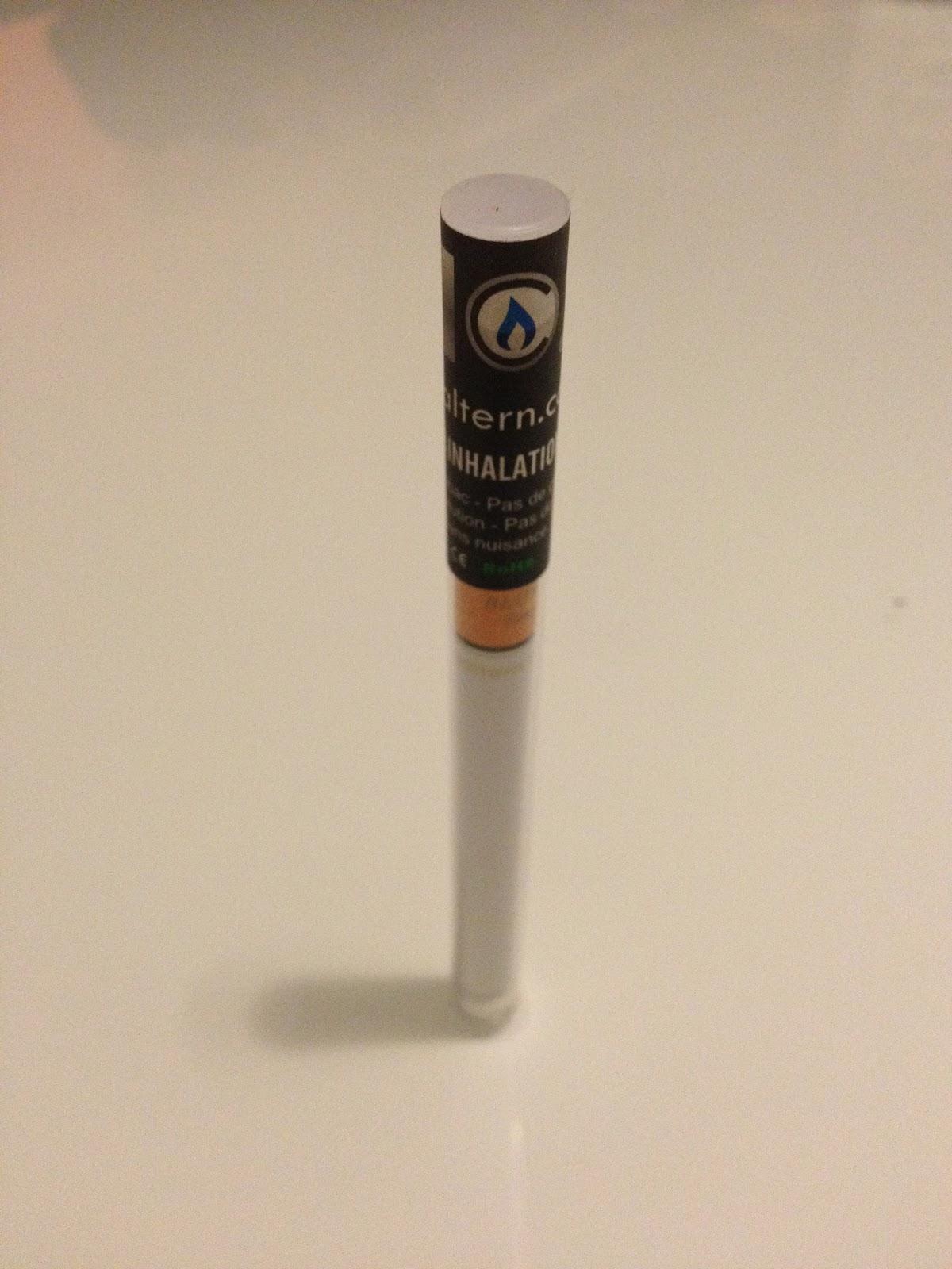test pour vous le cobaye conso test cig altern la cigarette lectronique vendue en bureau. Black Bedroom Furniture Sets. Home Design Ideas