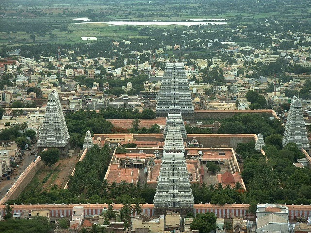 Madurai - The Temple City