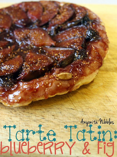Tarte Tatin Recipe Blueberry and Fig from www.anyonita-nibbles.com