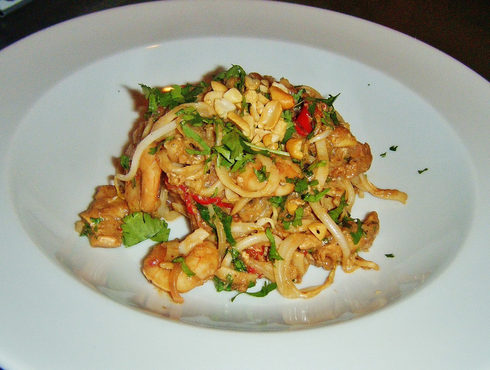 the Best Recipes: Chicken Pad Thai