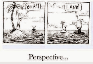 Perspective Indeed!