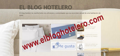 imagen del fondo de el blog hotelero