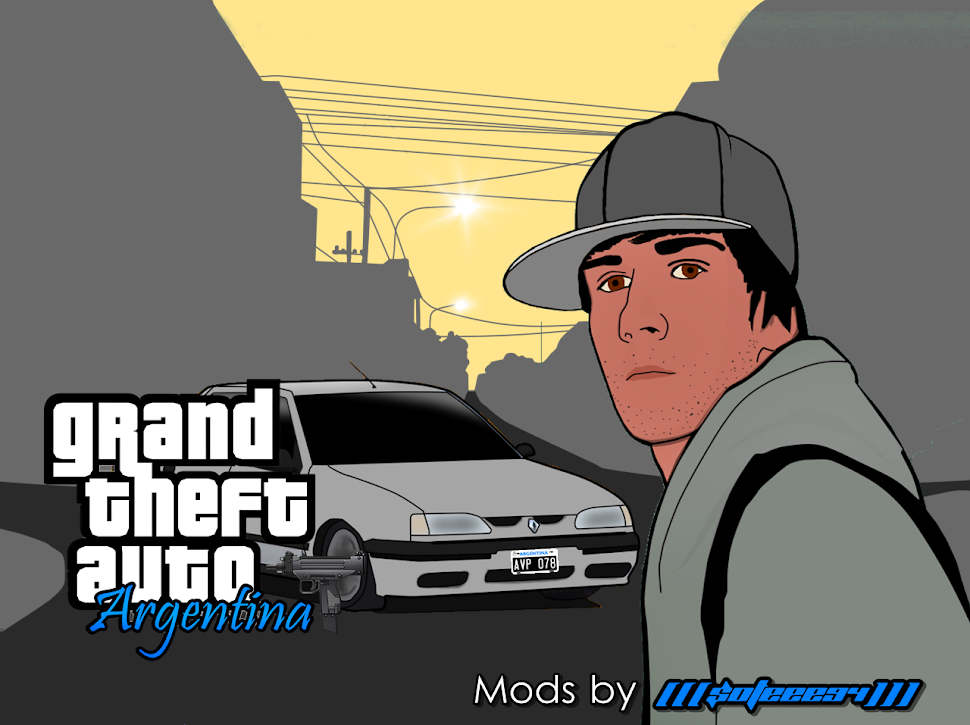 GTA ARGENTINA MODS by ((($oteee94)))