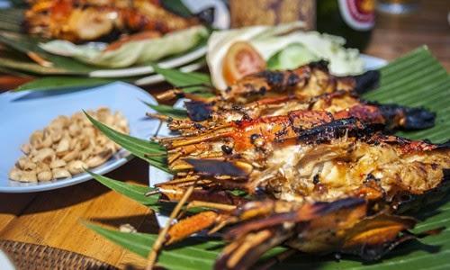Pilihan Menu Makanan Khas Bali