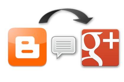 Blogger 轉換為 G+ 留言系統的各種方法