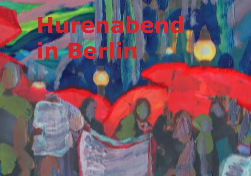 Berlin Sex Worker Huren Prostituierte Abend