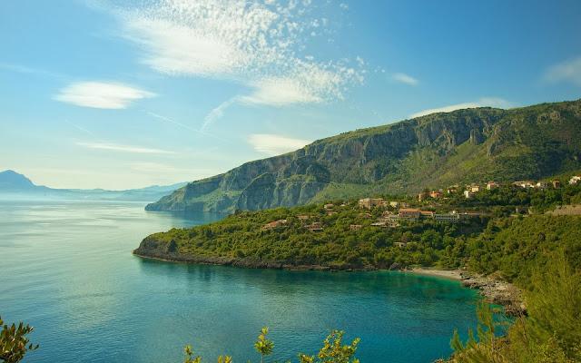 Costa de Mar Paisajes de Italia