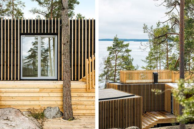 Eight Vocation House in Timrarö - Inspiring Modern Home