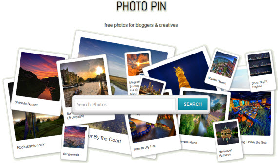 Imágenes gratis para blogs con Photo Pin