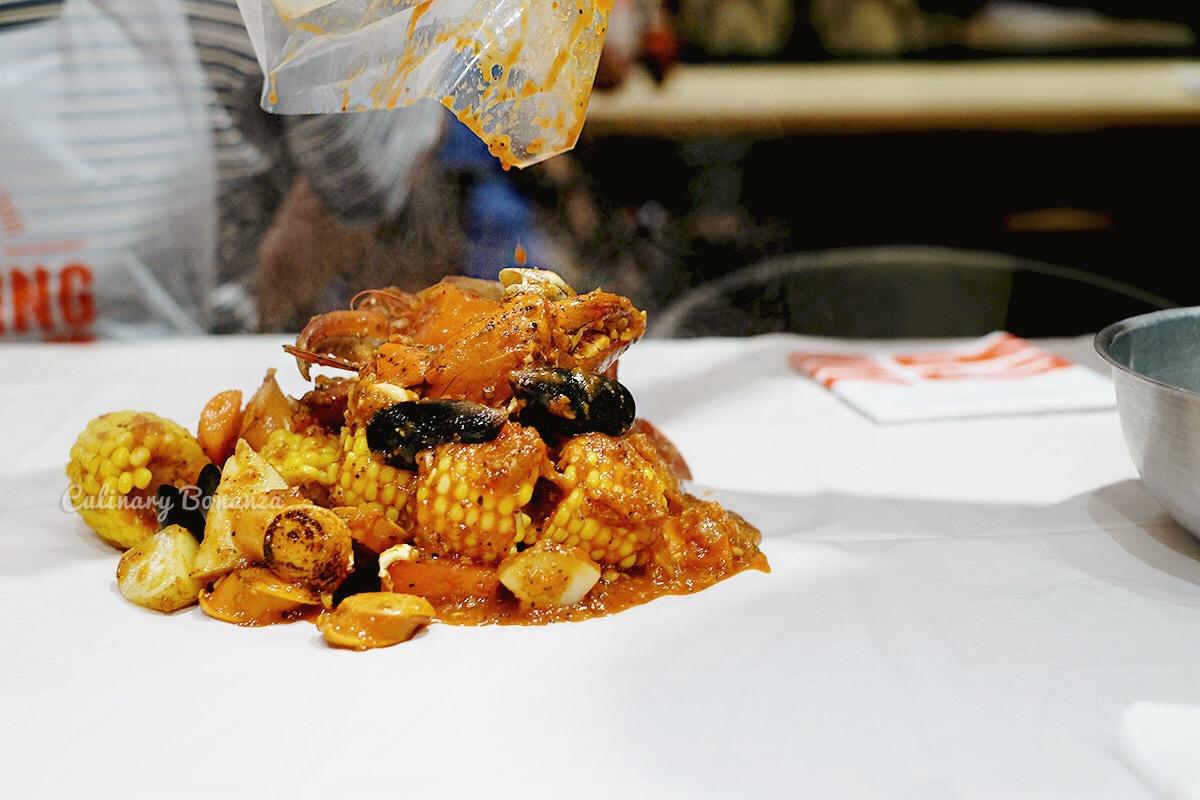 Dancing Crab Louisiana Seafood in Jakarta (www.culinarybonanza.com)