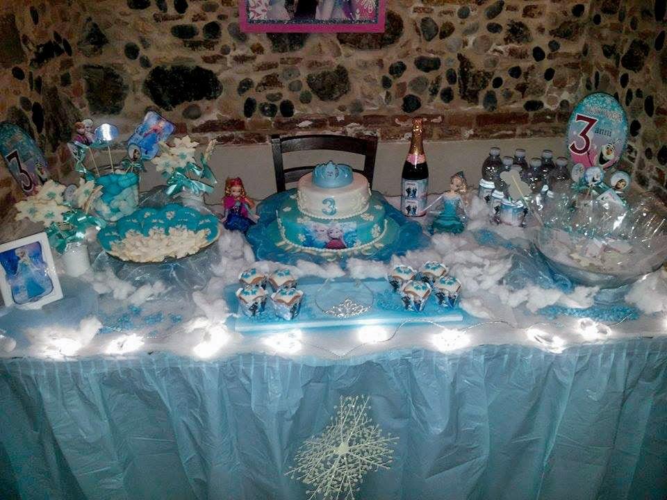 Frozen Party Le Vostre Feste Tempo Di Festa
