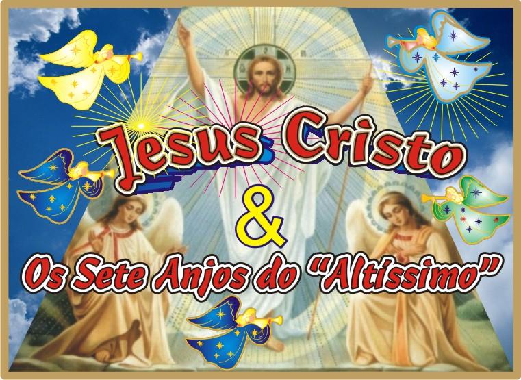 O Rei do Universo Infinito é Jesus