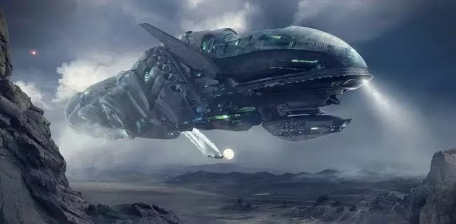 Η NASA εντόπισε έναν εξωγήινο στόλο να πλησιάζει τη Γη