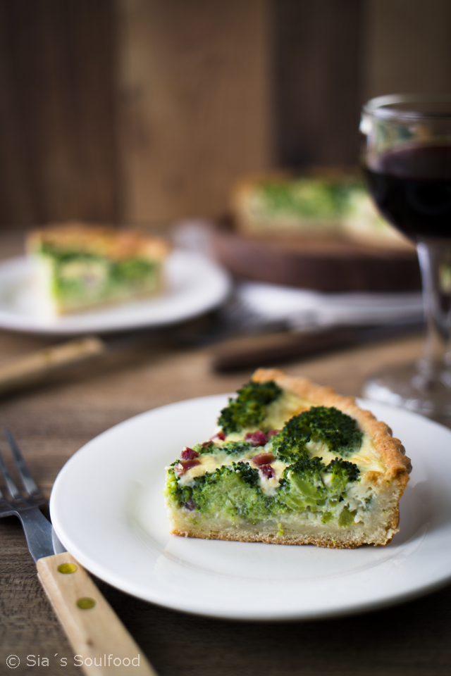 Brokkoli-Quiche