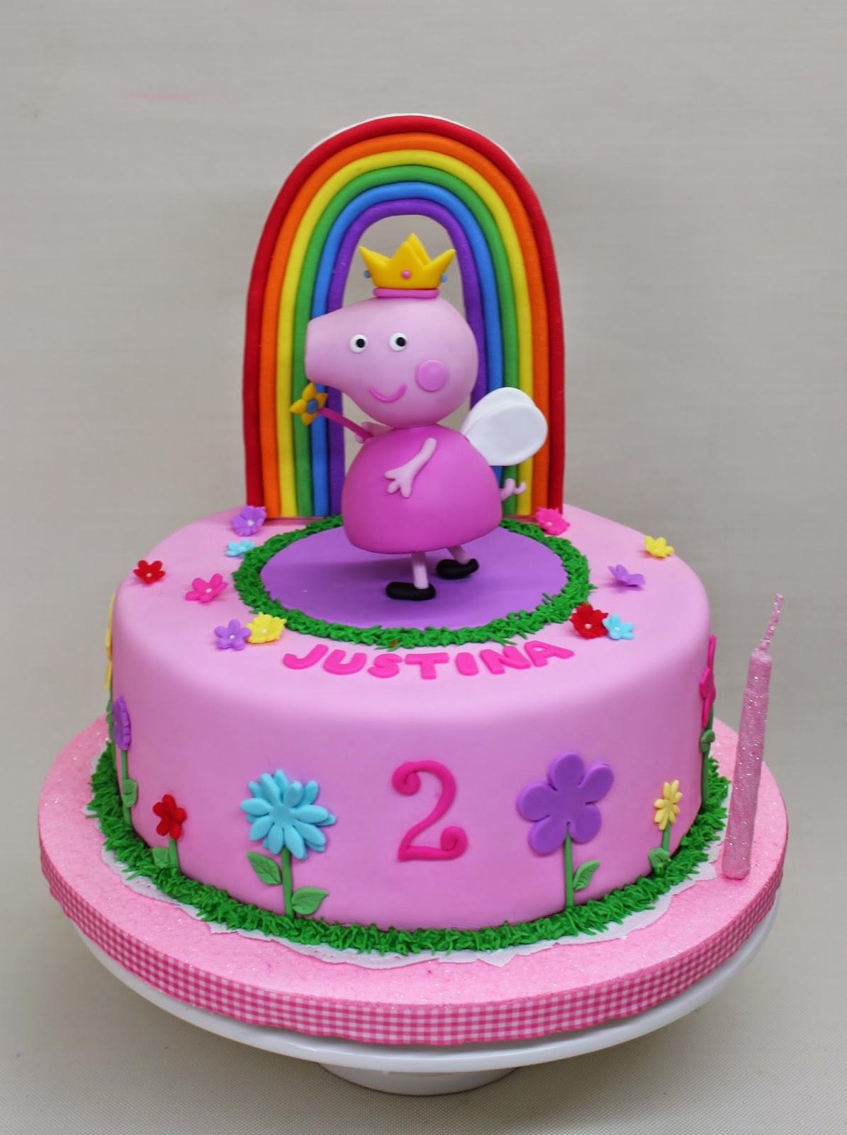 Tortas Infantiles para Nenas - dulcedulce.com.ar