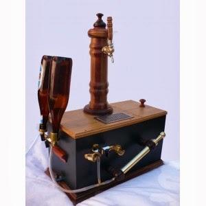 Chopera barril cerveza