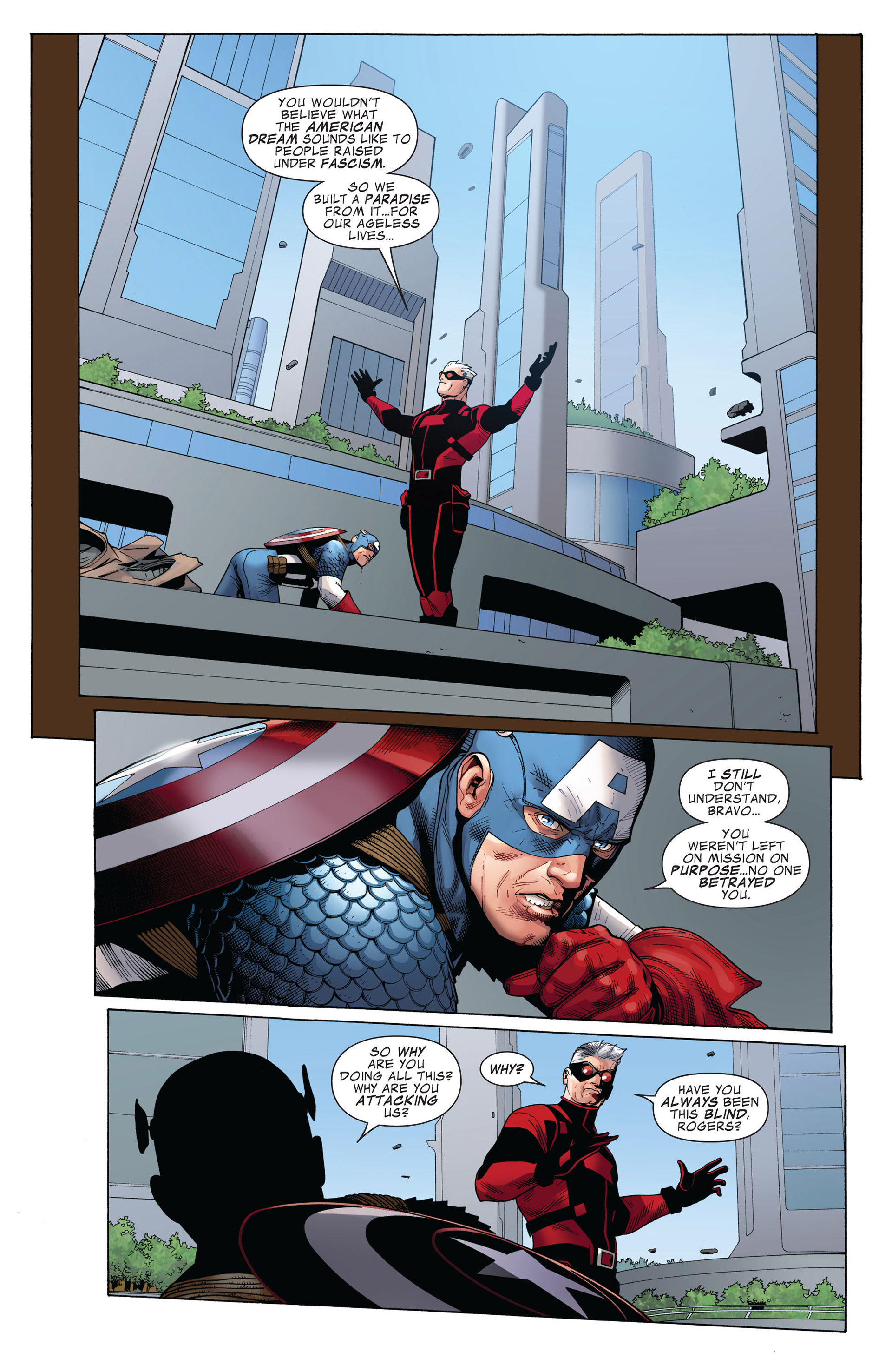 Captain America (2011) Issue #4 #4 - English 18