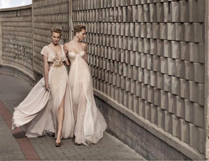 Manhattan Mayhem Evening Dresses by Galia Lahav