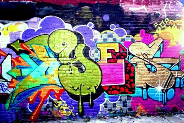 Lovely Graffiti Wallpapers - Wallpapers | Pictures | Fashion