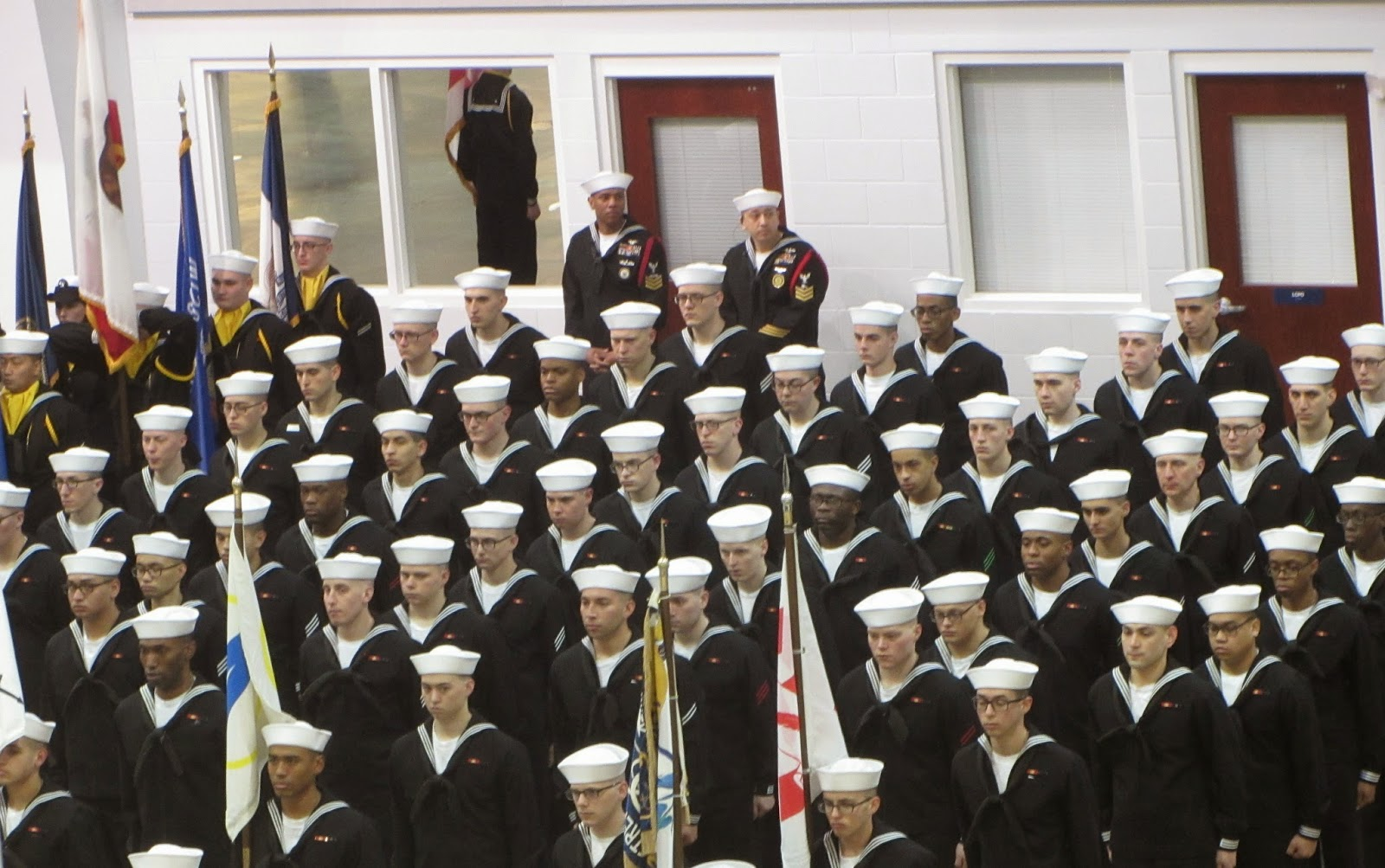 what to wear to naval graduation