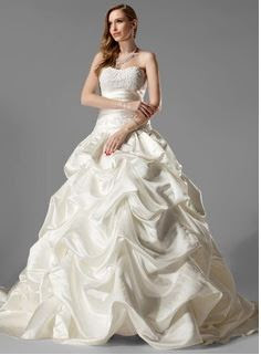 Jjshouse Wedding Dresses 65 Lovely Ballroom Sweetheart Chapel Train