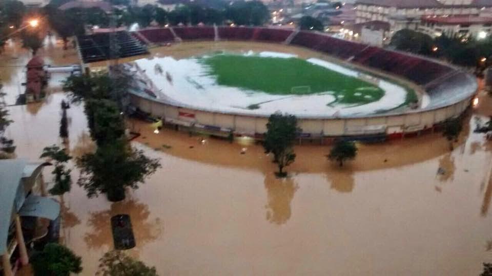 Gambar Banjir Di Kota Bharu
