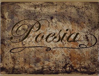 Poesia - Magazine cover