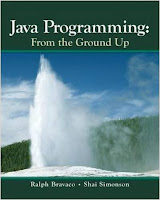 Java Programming - From The Ground Up