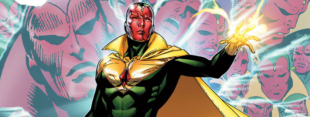 Vision (Marvel comics) Character Review - 1