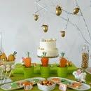 Sweet table Lapin de Pâques