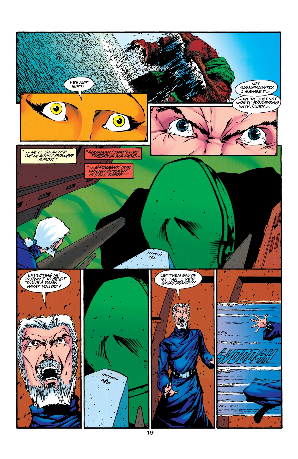 Aquaman (1994) Issue #43 #49 - English 18