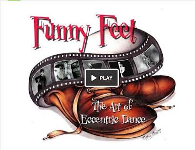 Kickstarter: Funny Feet - The Art of Eccentric Dance