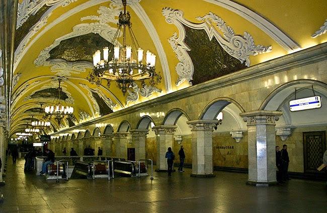 secretos de Moscú
