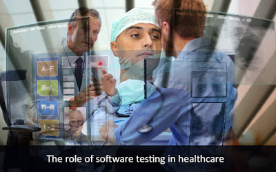Software Testing role in Healthcare Industry