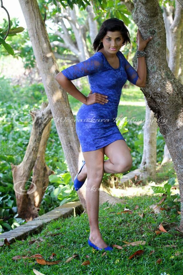 Thilini Gunasekara super legs